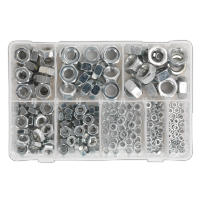 Lock Nuts, Lock Washer Assortments